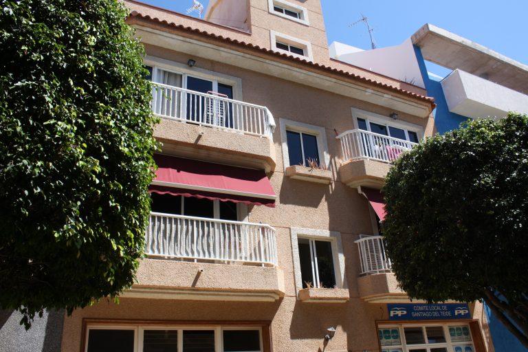 Dviejų miegamųjų butas